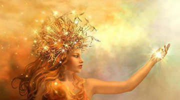 Sagrado Feminino - O Despertar da Consciência Divina